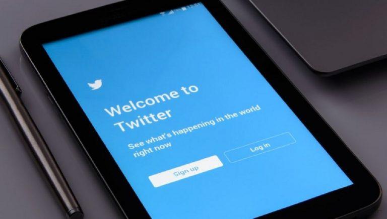 twitter account fake