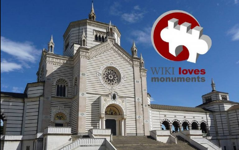 Wiki Loves Monuments milano 2019