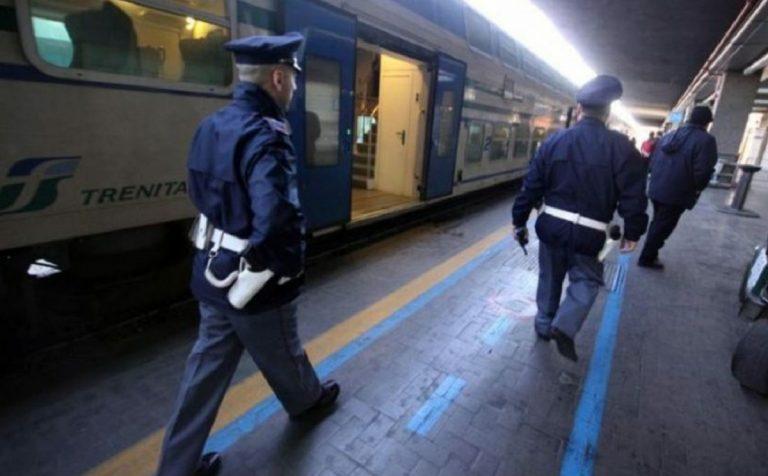 aggressione poliziotto