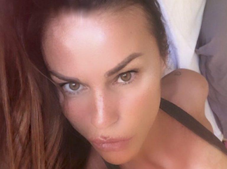 Antonella Mosetti scatto sexy
