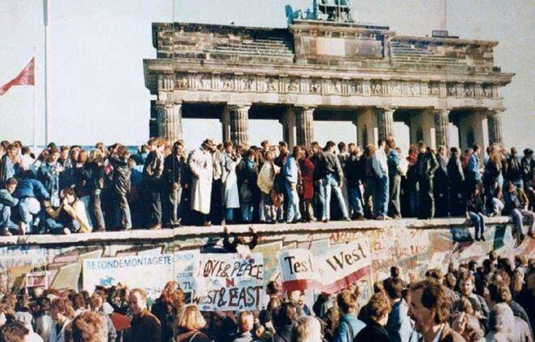 unificazione germania 1990