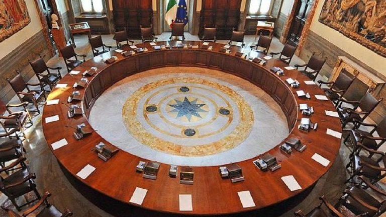 Consiglio dei Ministri manovra