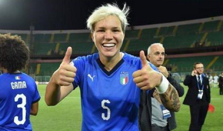 Calcio, Elena Linari: