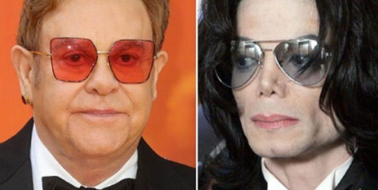 Elton John su Michael Jackson