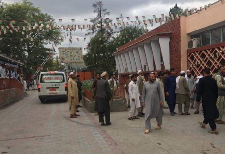 esplosione moschea afghanistan