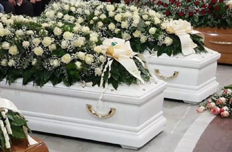 funerali famiglia orta nova