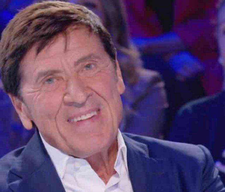 Gianni Morandi figlia