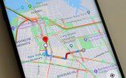 La funzione 3D di Google Maps