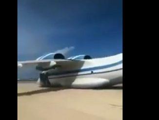 guasto su aereo a Mogadiscio