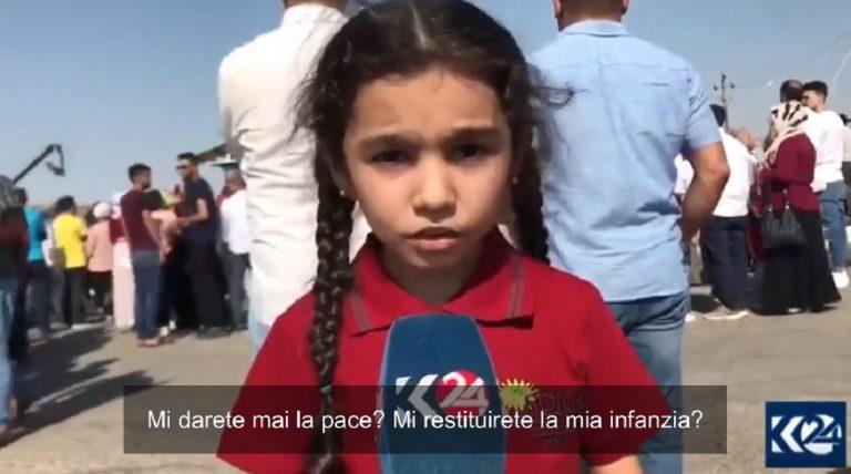guerra siria turchia appello eva