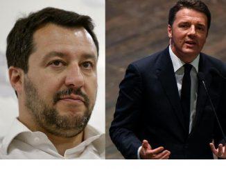 Italia Viva Quota 100 Salvini
