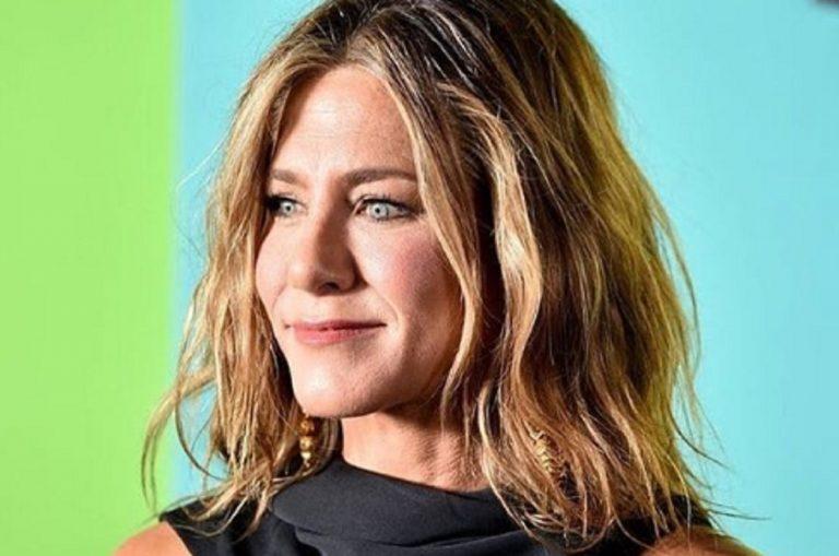 Jennifer Aniston Ellen Degeneres bacio