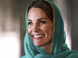 Kate Middleton Pakistan Look