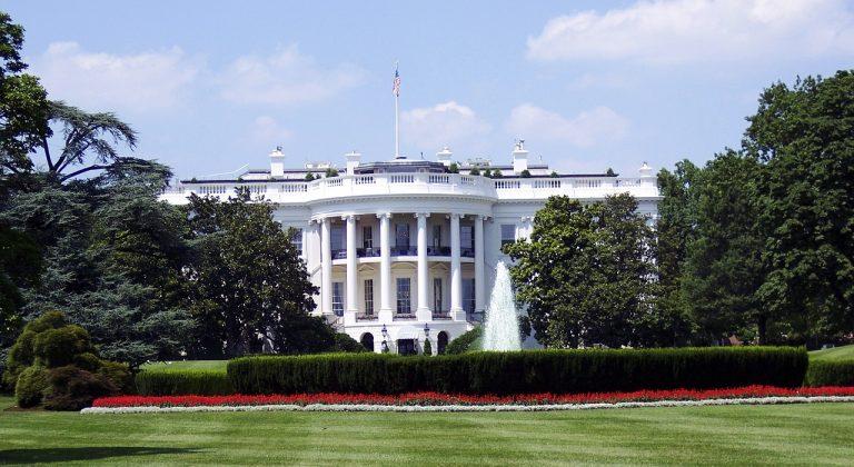la casa bianca quando è stata costruita