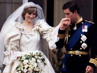 Matrimonio di Lady Diana