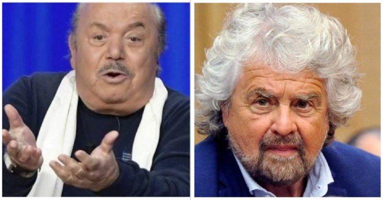 Lino Banfi Beppe Grillo
