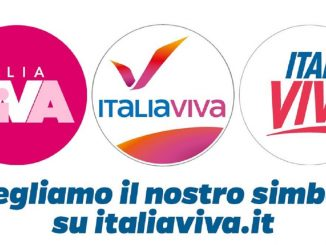 loghi italia viva