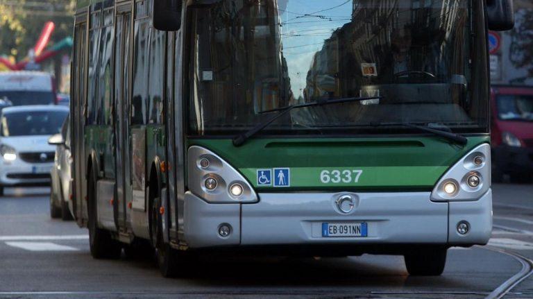 malore autobus morta milano
