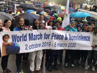 marci mondiale pace