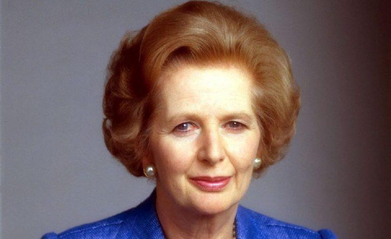 La biografia e le frasi celebri di Margaret Thatcher