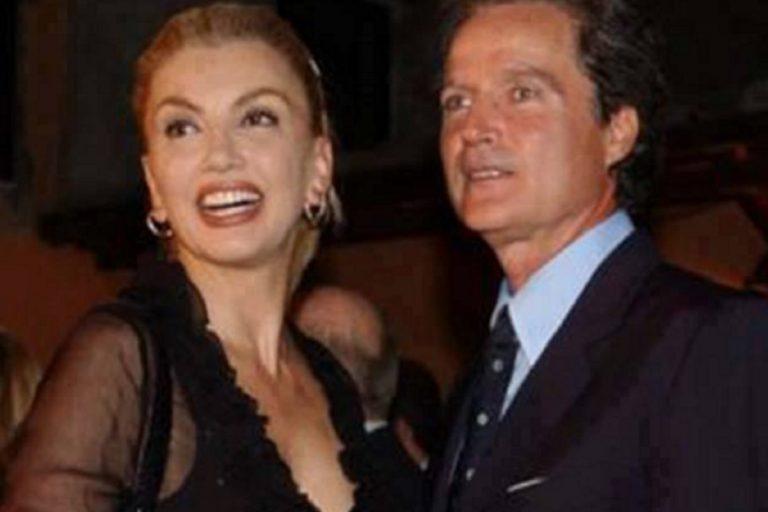 Milly Carlucci marito