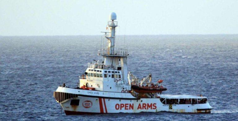 open arms migranti malta