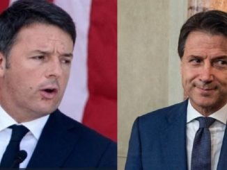 Renzi a Conte