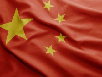 bandiera repubblica popolare cinese