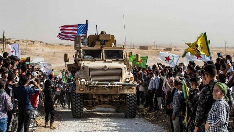 Ritiro truppe Siria