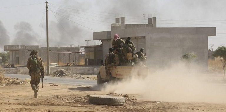 scontri siria turchia assad