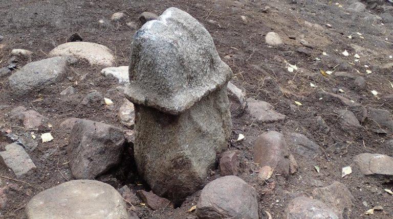 scultura fallica