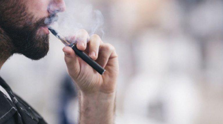 Sigarette elettroniche vietate nel Lazio