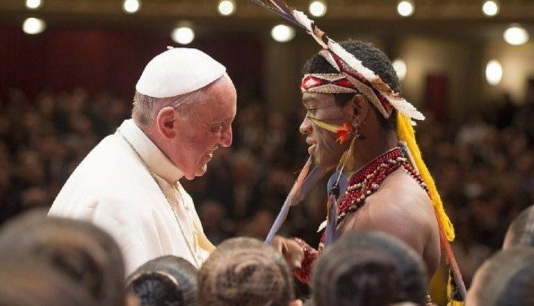 sinodo sull'amazzonia