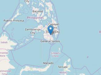 terremoto filippine