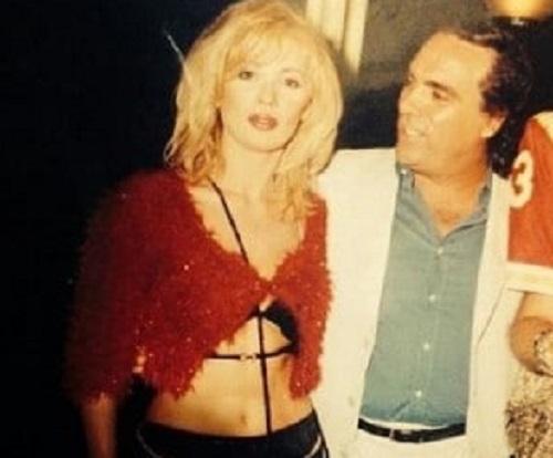 Tina Cipollari ex fidanzato