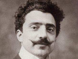 Trilussa, il poeta delle poesie in romanesco.