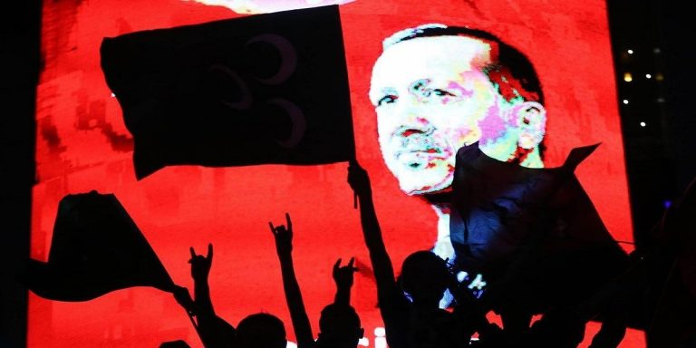 turchia dittatura erdogan