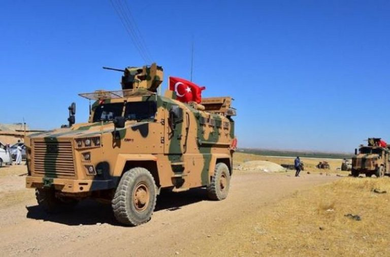 turchia invade siria