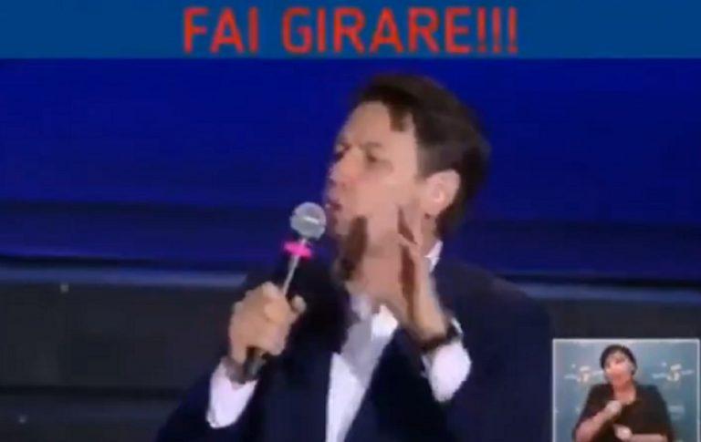video fake conte
