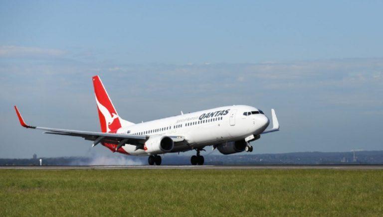 aerei boeing qantas