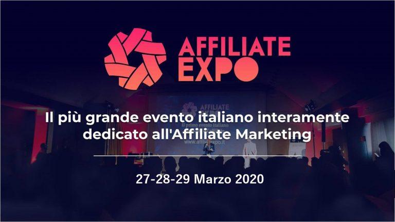 Affiliate Expo 2020 Roma