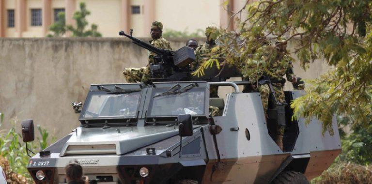 Attacco convoglio Burkina Faso