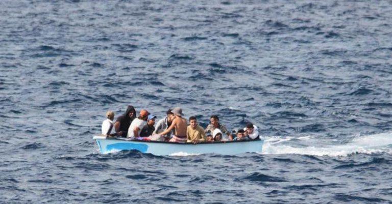bimba migrante salvata