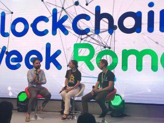 blockchain week roma 2020