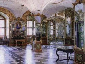 castello dresda furto