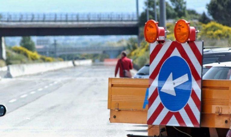chiusura viadotto terni spoleto