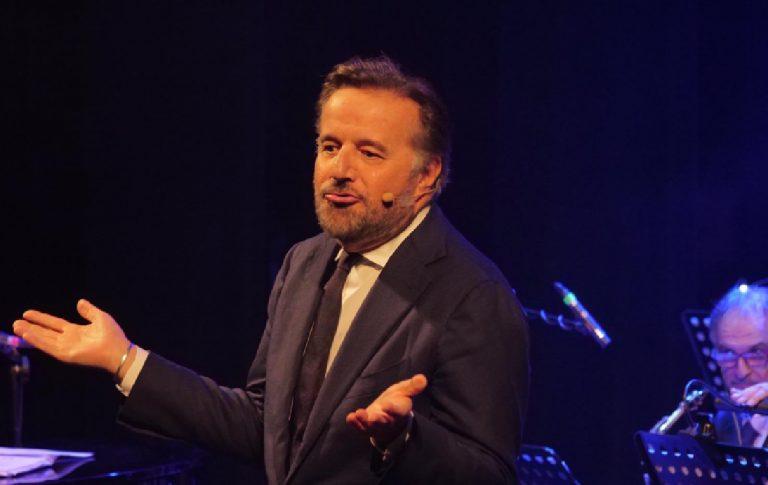 Christian De Sica Sanremo 2020