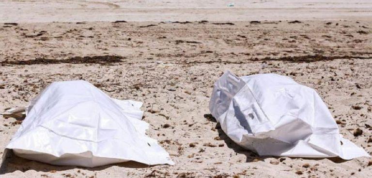 Corpi recuperati in mare