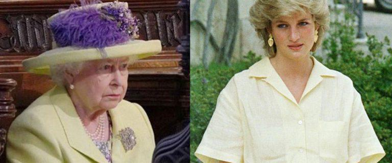 lady diana regina elisabetta