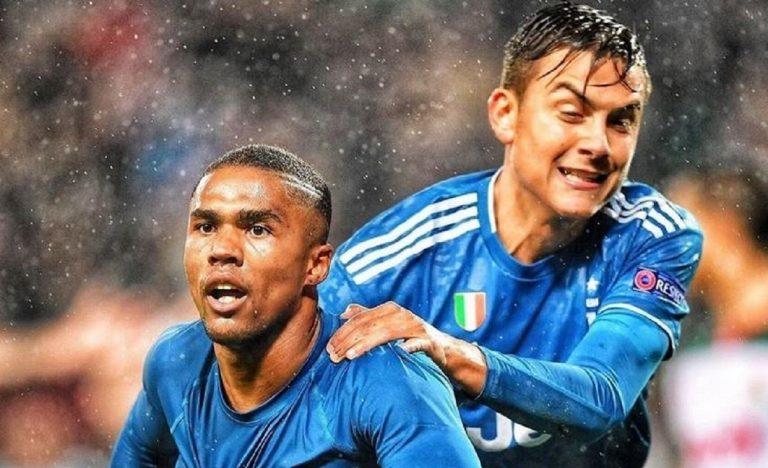 Juventus, Douglas Costa: